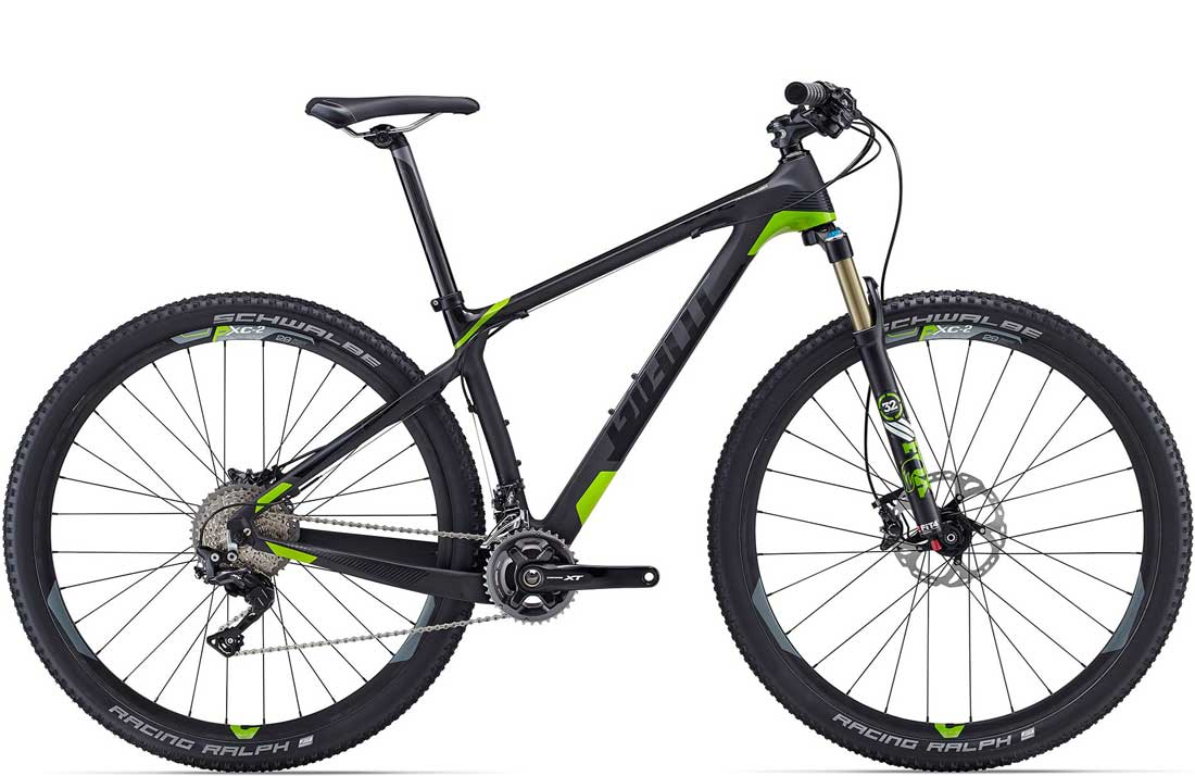 Giant XTC Advanced 29er